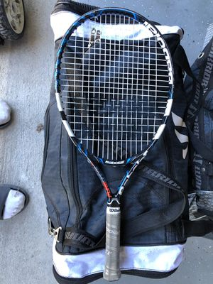 Tennis babolat puredrive jr23 racket for Sale in Raleigh, NC