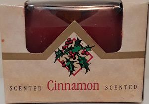 Scented Cinnamon Candle for Sale in Decatur, GA