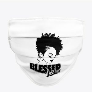 Blessed Vibe Face Mask for Sale in Washington, DC