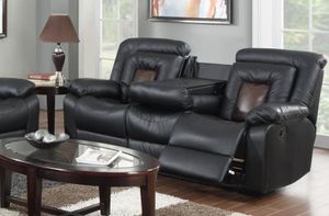 GT Cobra Blactrek Reclining Sofa | U9900 for Sale in Arlington, VA