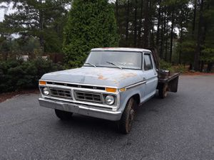 1974 Ford f-350 flatbed for Sale in Lawrenceville, GA