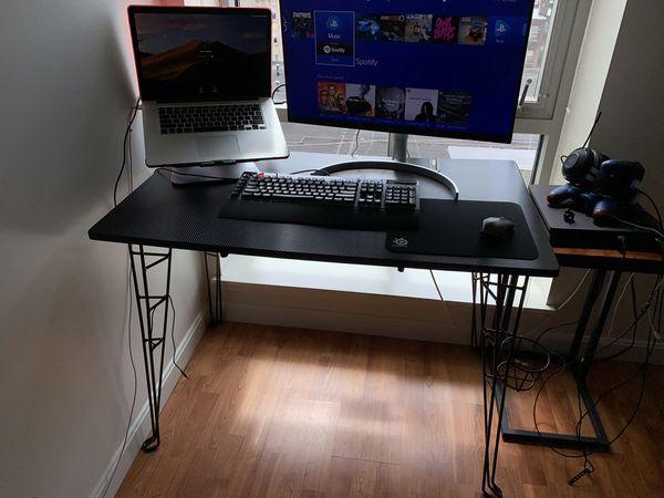 Atlantic Gaming Desk - Gaming Computer Desk