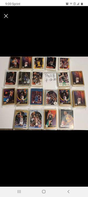 1000 basketball card lot Jordan, Bird, Malone for Sale in Anaheim, CA