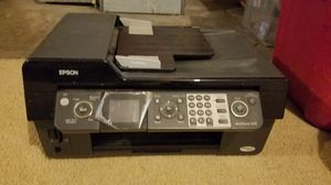 Epson Workforce 500 printer,scan, fax ,copy, for Sale in Chicago, IL