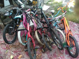 Girls boy bike for Sale in Miami, FL