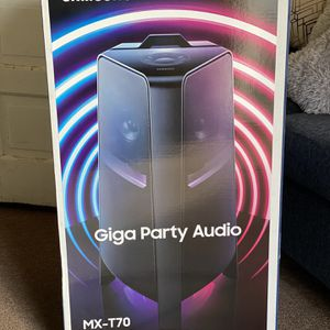 Samsung MX-T70 Giga Party Audio for Sale in Los Angeles, CA