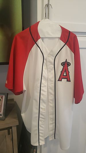 3xl Angel's jersey for Sale in Manhattan Beach, CA