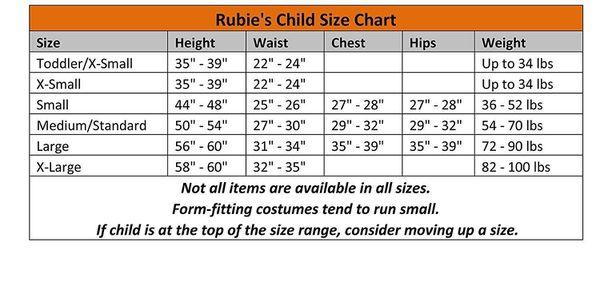 Child Blue Star Princess Halloween Costume Rubies 882469 Large