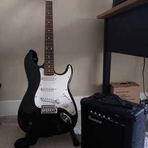 Guitar and Amp for Sale in Mountain View, CA