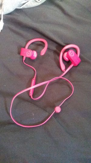 Power Beats 3 wireless headphones for Sale in Riverside, CA