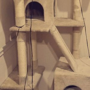 Slightly Used Cat Tower for Sale in Brandon, FL