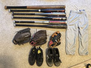 Baseball Gear for Sale in Lacey, WA
