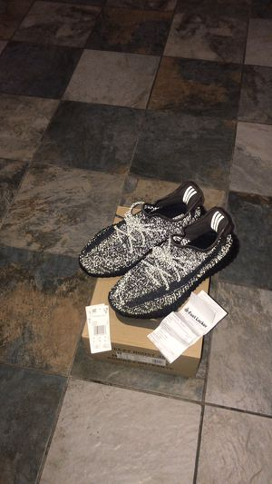 adidas Yeezy Boost 350 V2 Static Black Reflective size 10 for Sale in Chicago, IL
