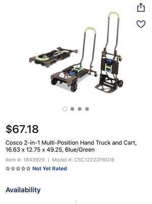 Cart for Sale in Del Rey, CA