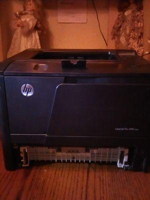 HP LaserJet pro 400 printer for Sale in Visalia, CA