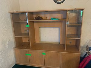 Free!! Entertainment center for Sale in Shaker Heights, OH