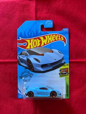 Hot Wheels Lamborghini Sesto Elemento for Sale in Orem, UT