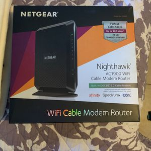 Netgear Nighthawk AC1900 for Sale in Glendale, AZ
