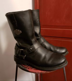 Size 10.5 Harley Davidson Boots for Sale in Eugene, OR