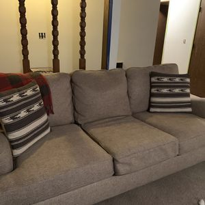 Couch and oversized chair for Sale in Vancouver, WA