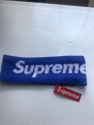 New never used supreme headband. for Sale in Laurel, MD