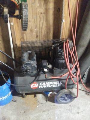 Campbell hausfeld air compressor for Sale in Zephyrhills, FL