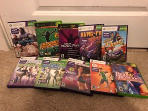 Xbox 360 connect games for Sale in Washington, DC