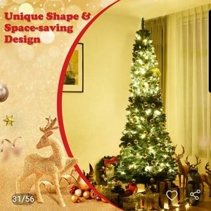 Christmas tree. 7 ft slim pencil Christmas tree for Sale in Upland, CA