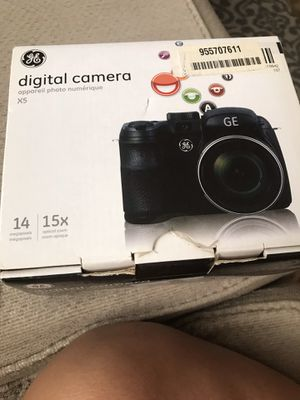 GE digital camera for Sale in Sanford, FL