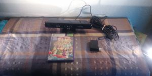 Kinect xbox 360 sensor with game for Sale in Fresno, CA