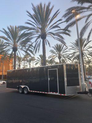 28ft Enclosed Cargo Trailer | Car Hauler for Sale in Irvine, CA