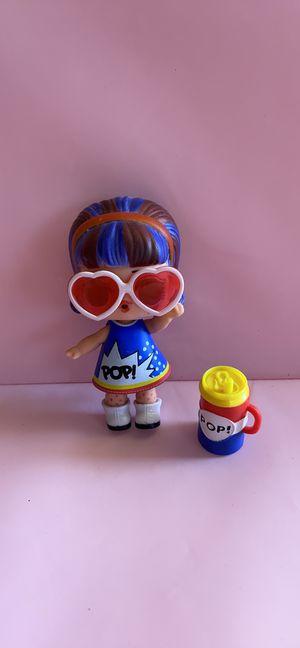 Pop heart under wraps lol doll **RARE** for Sale in Blackwood, NJ