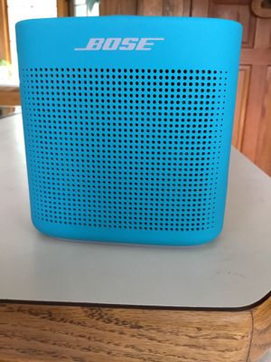 Bose Color link Bluetooth speaker for Sale in Maple Valley, WA