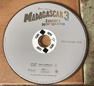 Madagascar 3 Europe's most wanted for Sale in Seattle, WA