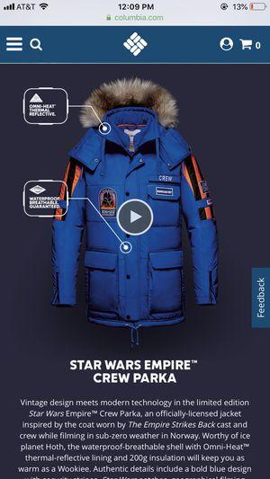 Star Wars Empire Crew Parka for Sale in Miami, FL