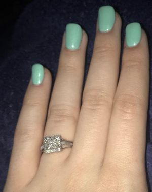 1/2 Carat TDW Engagement Ring for Sale in McConnelsville, OH