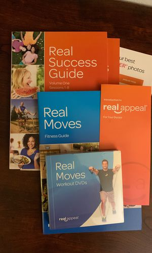 Real Appeal Health Program Material (Unused) for Sale in Arvada, CO