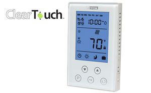 King ClearTouch 7-Day Programmable Thermostat (Model: K302PE) for Sale in Seattle, WA