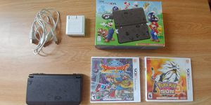 Nintendo Black Friday Mario New 3DS with 2 games. for Sale in Fort Belvoir, VA