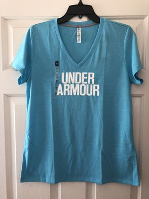 Under Armour women's HeatGear t-shirt, size M for Sale in Rancho Cucamonga, CA