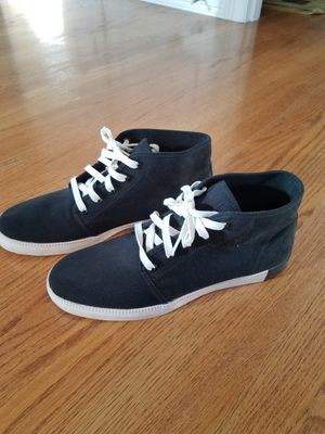 Black timberland casual canvas shoes for Sale in Kent, WA