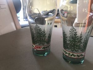 Coca Cola collectible glasses for Sale in Hillsboro, OR