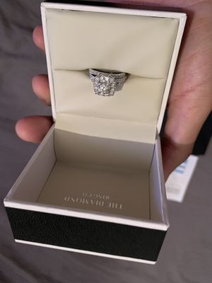 New 2ct Wedding/Proposal Ring for Sale in Modesto, CA