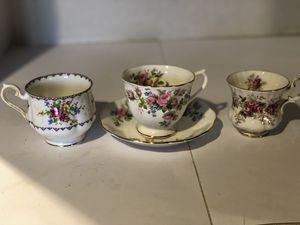 Royal Albert Bone China Tea Cup Set for Sale in Palmdale, CA