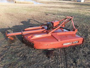 Rhino 272 heavy duty brushog for Sale in Tulsa, OK
