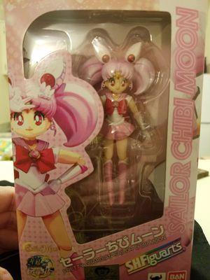 Sailor Chibi Moon SH Figuarts figure for Sale in Miami, FL