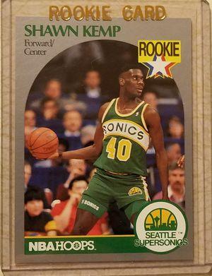 Shawn kemp rookie card for Sale in Everett, WA
