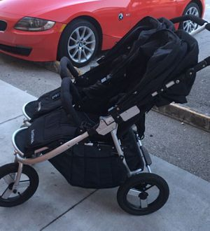 Bumbleride Indie Twin Double Stroller & Accessories for Sale in Hialeah Gardens, FL