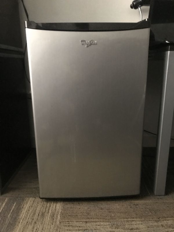 Whirlpool fridge and freezer