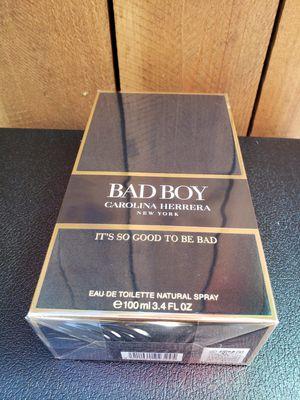 Bad Boy Carolina Herrera New Original Sealed $85$ firm for Sale in Los Angeles, CA